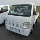 スズキ キャリイ 660 FC 農繁仕様 3方開 4WD (ホ...
