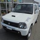 スズキ ジムニー 660 XC 4WD (ホワイト) クロカン...