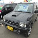 スズキ ジムニー 660 ランドベンチャー 4WD (ブラック...
