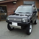 スズキ ジムニー 660 ワイルドウインド 4WD (ブラック...