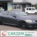 レクサス GS 430 黒革 19inAW 車高調 ナビ 地デジ...