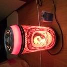 アルミ缶型 ランプ