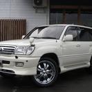 トヨタ ランドクルーザー100 4.7 VXリミテッド 4WD ...