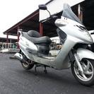 125ccスクーター売ります。