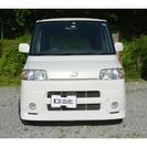 ダイハツ タント 660 L 4WD (ホワイト) ハッチバッ...
