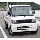 三菱 ミニキャブトラック 660 Vタイプ 5速MT・タイベル交...