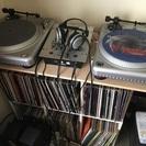 ターンテーブル DJ ミキサー 針 レコード