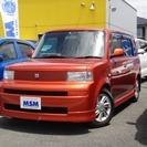 トヨタ bB 1.5 S Wバージョン 4WD (オレンジ) ...