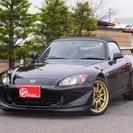 ホンダ S2000 2.2 タイプS 車検H29/1(ブラック...