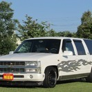 シボレー サバーバン 1ナンバー登録 (ホワイト) クロカン・SUV