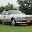トヨタ マークII 2.0 グランデ ツインカム24 純正5速M...