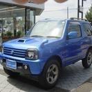 マツダ AZ-オフロード 660 XC 4WD (ブルー) ク...