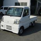 三菱 ミニキャブトラック 660 Vタイプ 4WD ワンオーナー...