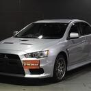 三菱 ランサーエボリューション 2.0 GSR X 4WD 後期...