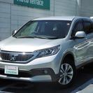 ホンダ CR-V 2.4 24G 4WD 純正HDDナビ地デジ ...