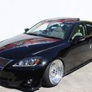 レクサス IS 250 バージョンL SR 革 マルチ 車高調...