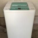 2009年製 7.0kg 日立 洗濯機 風乾燥機能付き ステンレス...