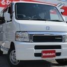 ホンダ バモス 660 ターボ (ホワイト) ハッチバック 軽自動車