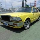 日産 セドリックバン GL ベンチコラム 3インチダウン カスタ...