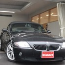 BMW Z4 ロードスター2.2i (ブラックサファイア) オープン