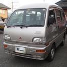 三菱 ミニキャブバン 660 CL ハイルーフ 4WD タイミン...