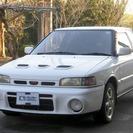 マツダ ファミリア 1.8 GT-R 4WD ターボ 5速 Tベ...