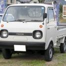 マツダ ポーター キャブ 550 4速MT 2オーナー(ホワイ...