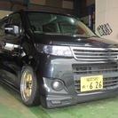 スズキ ワゴンR 660 スティングレー T (ブラック) ハ...