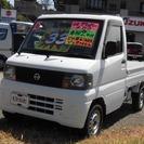 日産 クリッパートラック 660 DX 4WD 5速ミッション車...