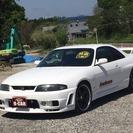 日産 スカイラインGT-R 2.6 4WD ロールバー・車高調...