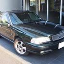ボルボ V70 AWD 4WD (グリーン) ステーションワゴン