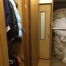 3枚扉の洋服タンス