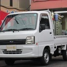 スバル サンバートラック 660 TB 三方開 (ホワイト) ...
