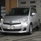 トヨタ ラクティス 1.5 X キーレス CD ウィンカーミラー...
