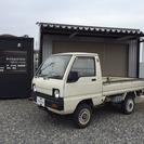 三菱 ミニキャブトラック 4WD (ホワイト) トラック