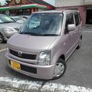 マツダ AZ-ワゴン 660 FX (ピンク) ハッチバック ...