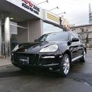 ポルシェ カイエン ターボ ティプトロニックS 4WD (ブラ...