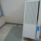 ルームエアコン(ウインド型冷房専用)Haier2010年製 美品
