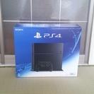 新品  PS4ジェットブラックCUH-1