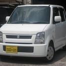スズキ ワゴンR 660 FX CDコンポ/ベンチシート/キーレ...