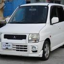 三菱 トッポBJ 660 S (ホワイト) ハッチバック 軽自動車