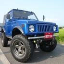 スズキ ジムニー 550 (ブルー) オープン