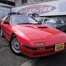マツダ サバンナRX-7 GT リミテッド 記録簿(レッド) クーペ