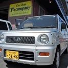 ダイハツ ネイキッド 660 ターボ 4WD (シルバーメタリ...