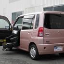 三菱 トッポ M 助手席ムービングシート仕様 福祉車両(ピンク...