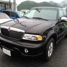 リンカーン ブラックウッド 5.4 V8 黒革(ブラック) ピ...