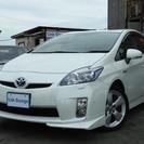 トヨタ プリウス 1.8 G ツーリングセレクション ナビ/TV...