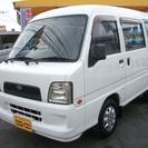 スバル サンバー 660 VB (ホワイト) ハッチバック 軽自動車