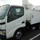 日野自動車 デュトロ 高所作業車 (ホワイト) トラック