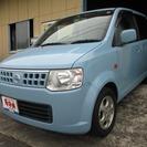 日産 オッティ 660 M (ブルー) ハッチバック 軽自動車